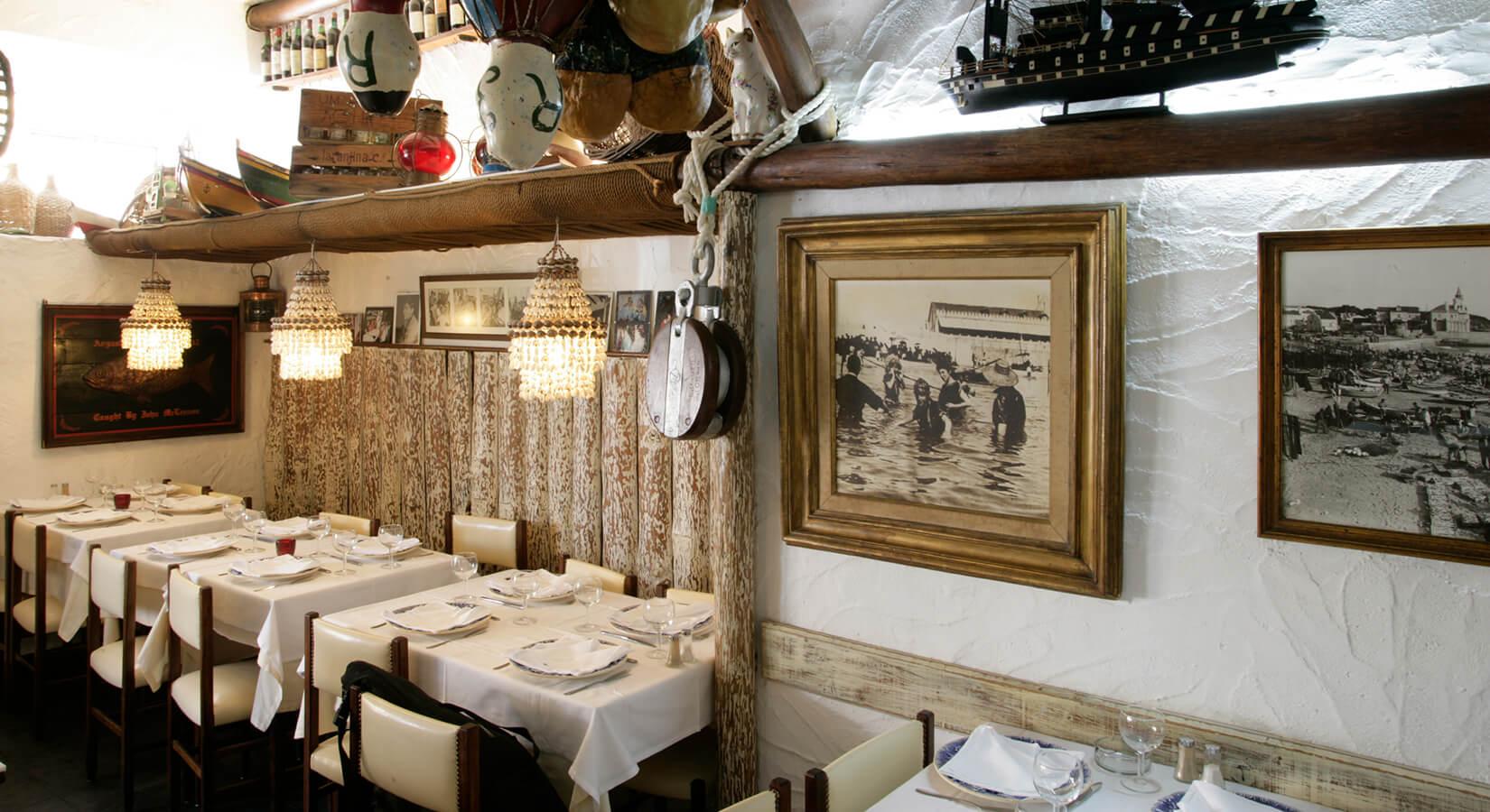 Home Restaurant O Pescador Cascais
